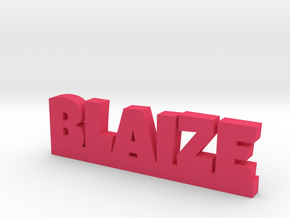BLAIZE Lucky in Pink Processed Versatile Plastic