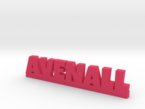 AVENALL Lucky in Pink Processed Versatile Plastic