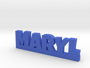 MARYL Lucky in Blue Processed Versatile Plastic