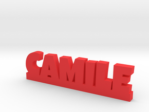 CAMILE Lucky in Red Processed Versatile Plastic