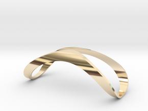 Finger Splint Open Top Jewelry in 14k Gold Plated