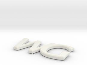 Model-6f049654dda98644f5fa1543cb6cccc0 in White Strong & Flexible