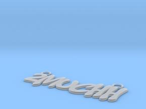 Model-a264dbfbb9b3d3ef135261de1071a8f5 in Smoothest Fine Detail Plastic