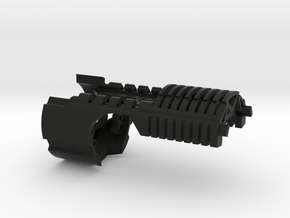 Main Chassis for Korbanth DV6 fits NBv3 in Black Strong & Flexible