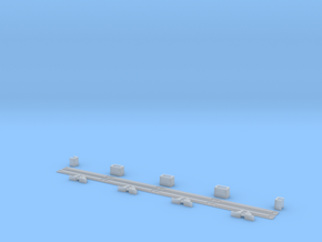 NGG-Ref01b - Large Railway Station in Smooth Fine Detail Plastic
