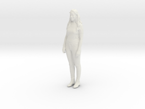 Printle C Femme 412 - 1/24 - wob in White Strong & Flexible