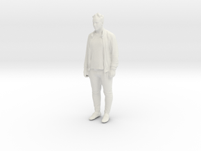 Printle C Homme 489 - 1/24 - wob in White Strong & Flexible