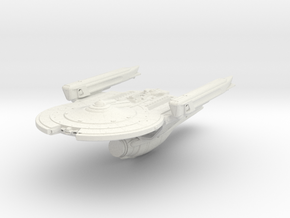 "Carter Class Patrol Cutter   3.2"" in White Strong & Flexible"