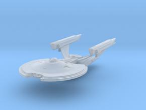 Griffin Class BattleCruiser in Smooth Fine Detail Plastic