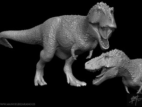Tyrannosaurus Rex 'Sue' 1/40 Feathered in White Strong & Flexible