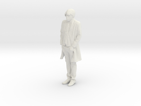 Printle C Homme 566 - 1/24 - wob in White Natural Versatile Plastic
