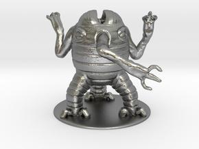 Xorn Miniature in Natural Silver: 1:60.96