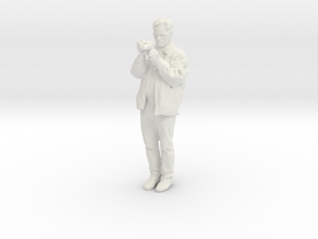 Printle T Homme 570 - 1/24 - wob in White Natural Versatile Plastic