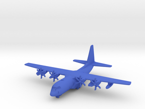 1/400 KC-130J w/Gear in Blue Processed Versatile Plastic