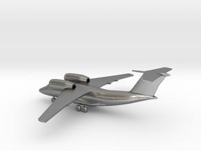Antonov An-74 Coaler in Natural Silver: 1:285 - 6mm