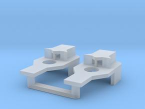 Jouef Wagon NEM Coupling Socket. in Smooth Fine Detail Plastic
