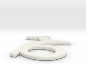 Model-b9fc4bc80755ecc39e5253ea8b235187 in White Strong & Flexible