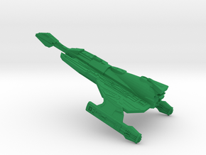2500 L-24B Ever Victorious Battleship in Green Processed Versatile Plastic
