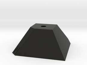 Casing for winduino project in Black Natural Versatile Plastic
