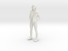 Printle C Femme 109 - 1/43 - wob in White Strong & Flexible