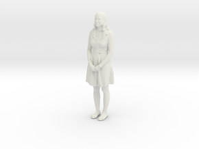 Printle C Femme 126 - 1/43 - wob in White Strong & Flexible