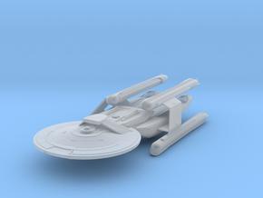 Yamato Class Refit V  Battleship in Smooth Fine Detail Plastic