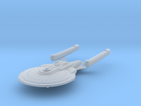 Lexington Class Refit  BattleCruiser in Smooth Fine Detail Plastic