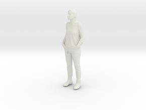Printle C Femme 193 - 1/64 - wob in White Natural Versatile Plastic