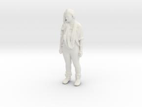 Printle C Femme 194 - 1/64 - wob in White Natural Versatile Plastic