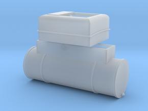 CPR FP7a Detail Sprue in Smoothest Fine Detail Plastic