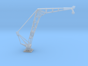1/150 USN Starboard Crane in Smooth Fine Detail Plastic