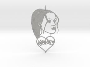 Katy Perry Pendant in Aluminum