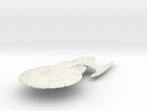 Maxin Class V  HvyCruiser in White Natural Versatile Plastic