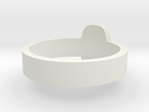 Model-9f945738a5d25eac5f39ada85d70c710 in White Natural Versatile Plastic