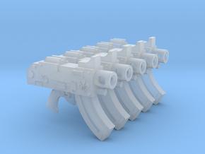 Fleur de Lis Mk87 Thunderbolt Pistols in Frosted Ultra Detail