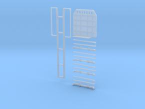 Kuzholdruck KomplTT in Smoothest Fine Detail Plastic
