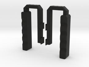 VDesigns Coldgrips in Black Natural Versatile Plastic