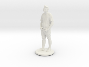 Printle C Kid 151 - 1/32 in White Strong & Flexible