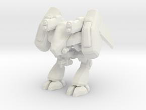 1/144 War Robot Goliath  in White Natural Versatile Plastic