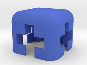 Mighty-Helper Oberseite in Blue Processed Versatile Plastic