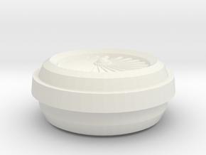 VTOL Fan Type 1 in White Natural Versatile Plastic