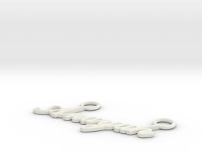 Model-ee40995345dda29a8c9fe86801b2b530 in White Strong & Flexible