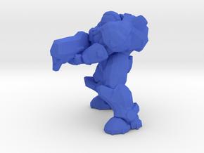 1/60 Marine Shooting Pose in Blue Processed Versatile Plastic
