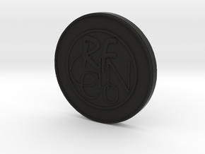 RFCINCo Collectibles - First Generation Series Coi in Black Natural Versatile Plastic