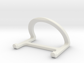 Stand for tablet in White Strong & Flexible