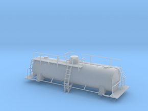 1/64 S Scale Tankcar in Smooth Fine Detail Plastic