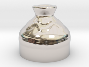 Medium Pot - Legend of Zelda Ocarina of Time in Platinum
