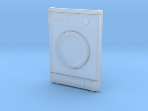 Washing Machine  02. 1:24 Scale in Smooth Fine Detail Plastic