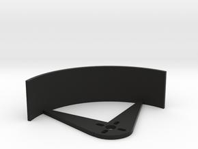3in Prop Guard in Black Natural Versatile Plastic