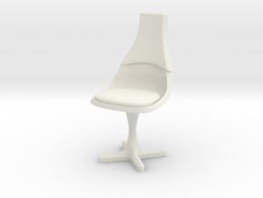 TOS Bridge Chair Ver. 1.5 1:30 MM in White Strong & Flexible
